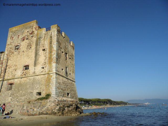 Strand Toskana Torre Mozza